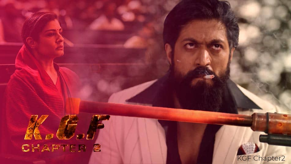 KGF Chapter2 movie cast