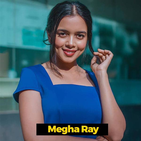Megha Ray tv actress Biography, biodata