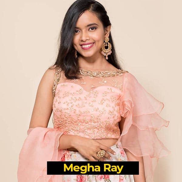 Megha Roy actress biodata parents profile