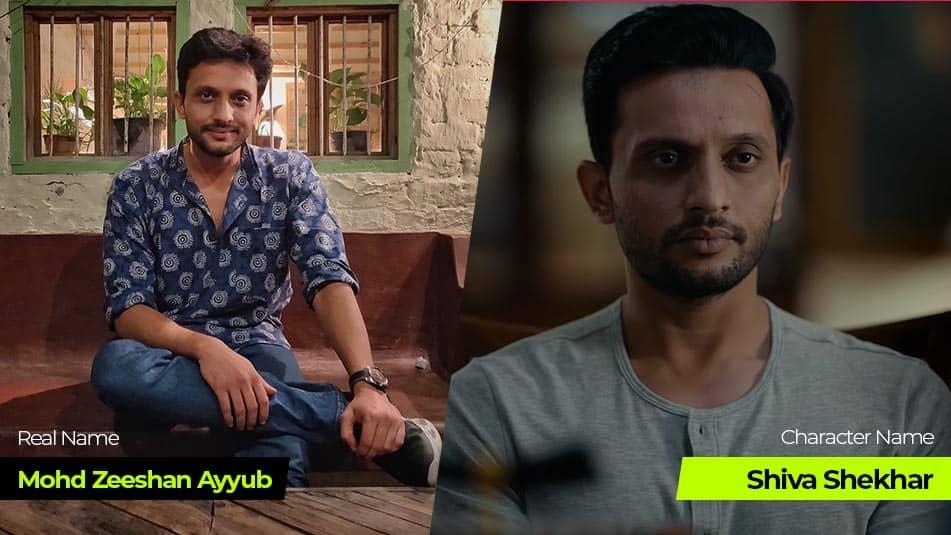 Tandav Web Series actor Zeeshan Ayyub