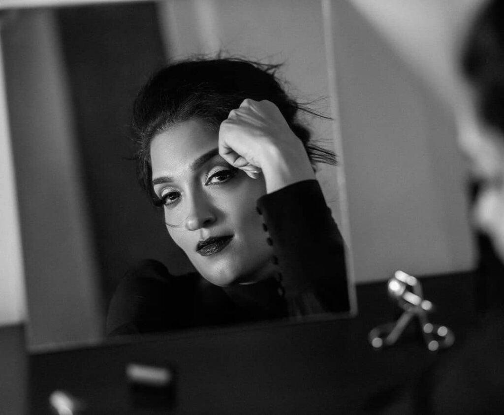 Tandav Web Series actress Sandhya Mridul