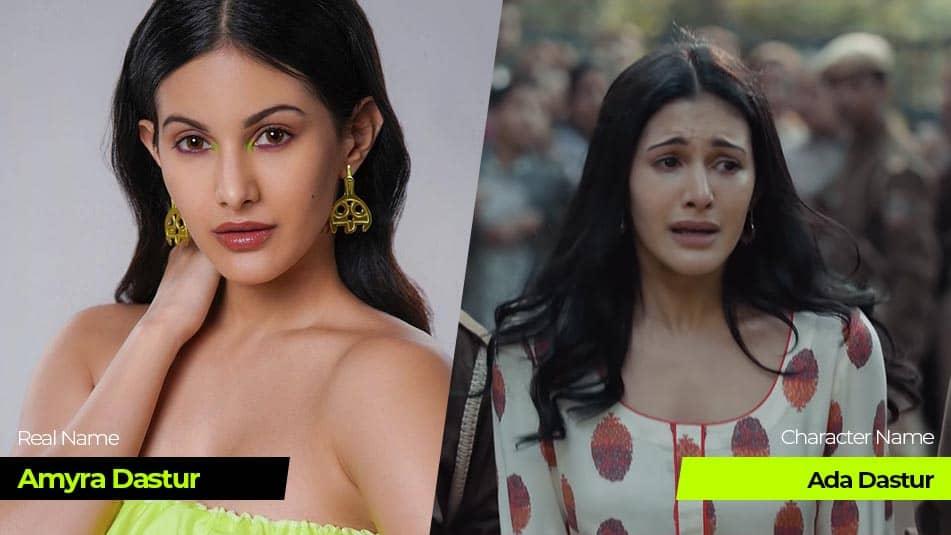 Tandav Web Series actress Amyra Dastur