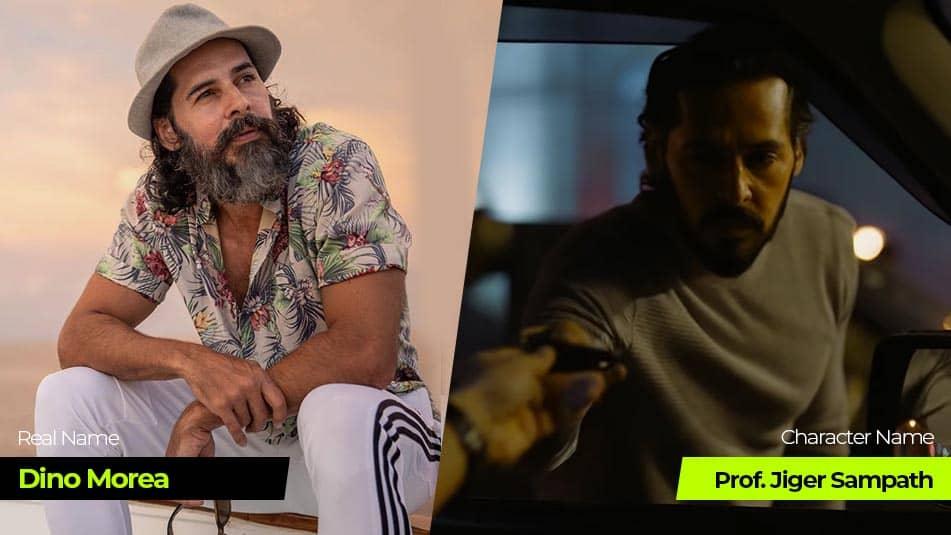 Tandav Web Series cast Dino Morea