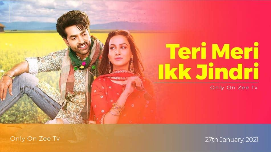 Teri Meri Ikk Jindri serial cast, story, star cats