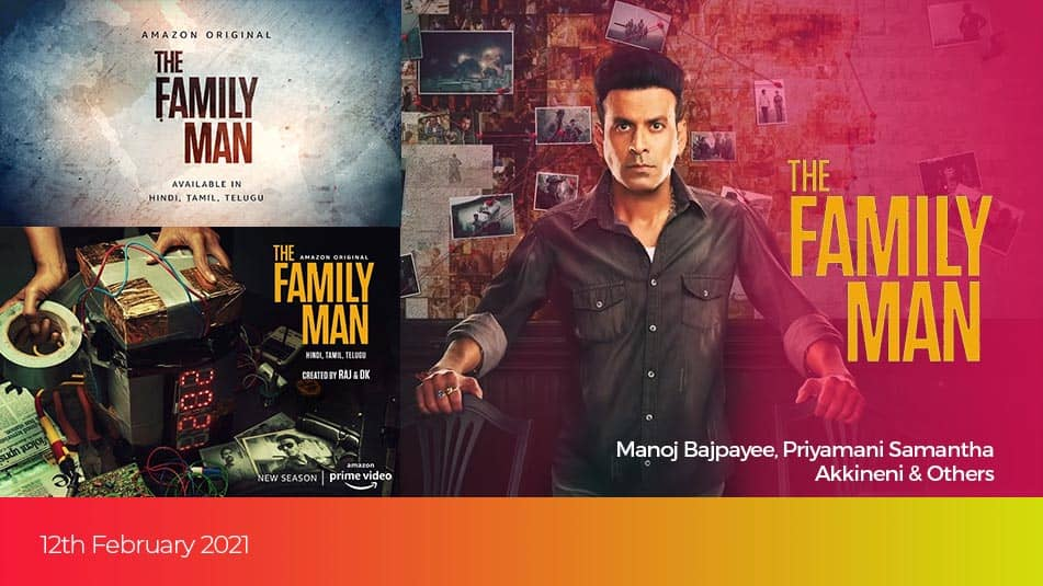 the family man season 2 cast, wiki, Actors, Story & Released Date