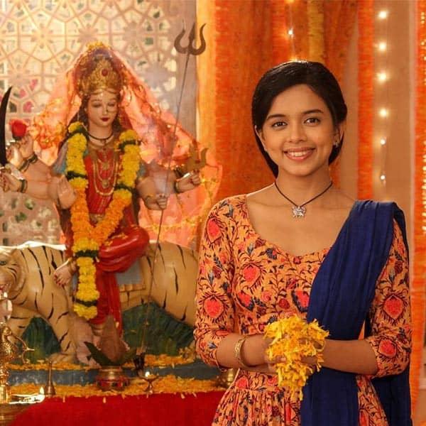 Megha ray in Apna time bhi aayaga serial as new rani