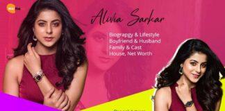Alivia Sarkar biography age wiki boyfriend