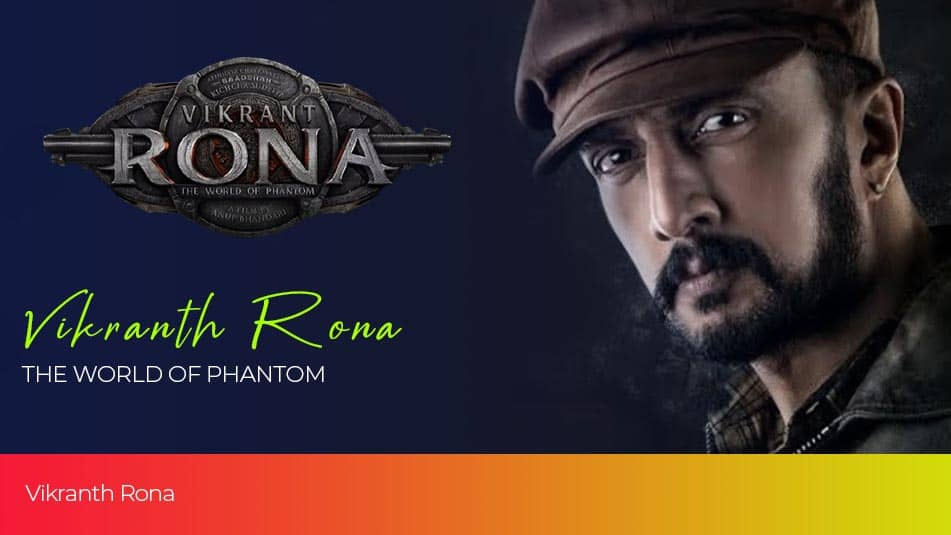 Vikranth Rona Movie Cast Story Actress Release Date Real Name