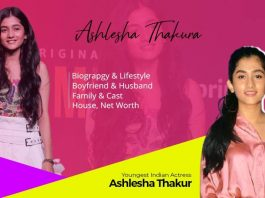 Ashlesha Thakur Wiki, Age, Biography, Parents, BF & Education