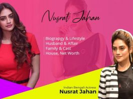 Nusrat Jahan Biography, Age, Wiki, Family, Husband, Boyfriend & more