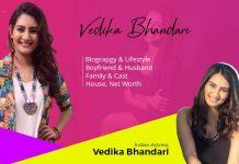 Vedika Bhandari Biography, Wiki, Age, Profile, Family, Boyfriend