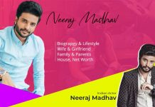 Neeraj Madhav biography, wiki, age, family, wife name, child and net worth